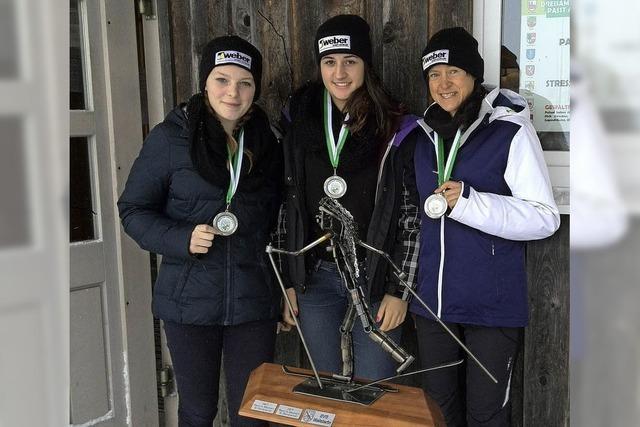 WSC-Damen holt Vizemeistertitel