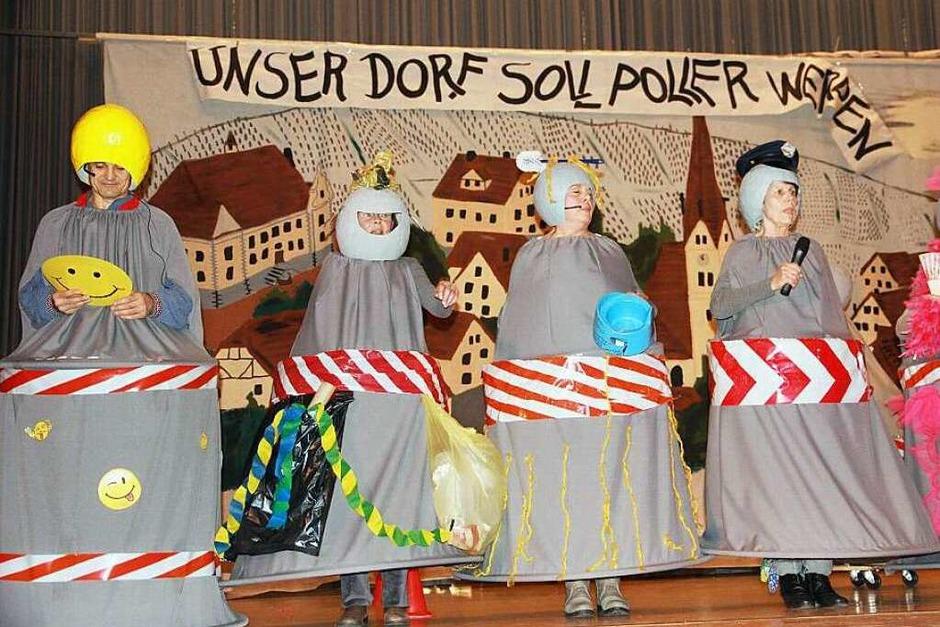 Narrenabend in Ebringen (Foto: Frowalt Janzer)