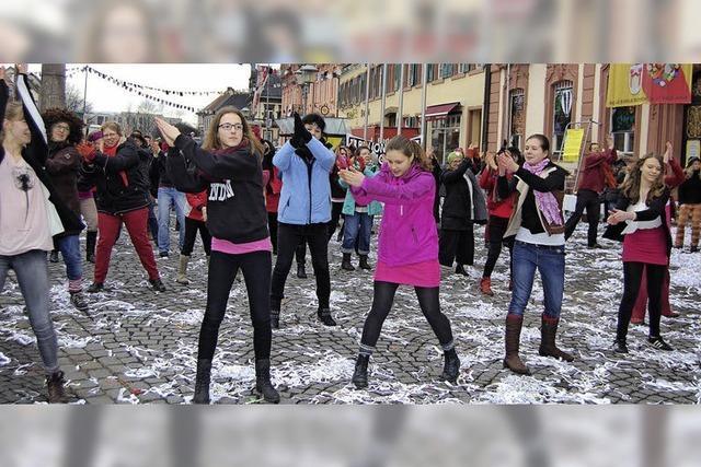 Tanzen für Frauenrechte