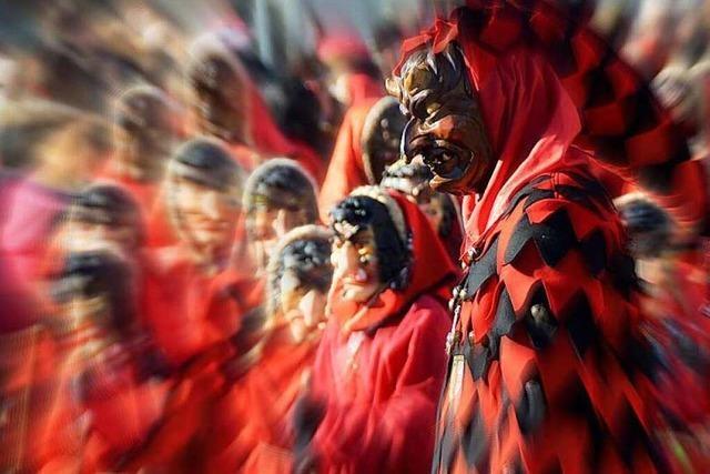 Fotos: Fasnetumzug in Kirchzarten