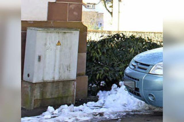 Carsharing steht bald unter Strom