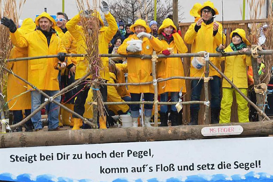 Impressionen vom Breisacher Gauklertag (Foto: Frank Kreutner)