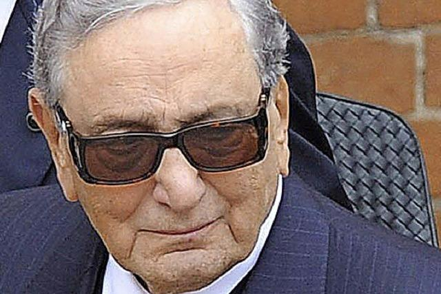 Süßwarenhersteller Michele Ferrero gestorben