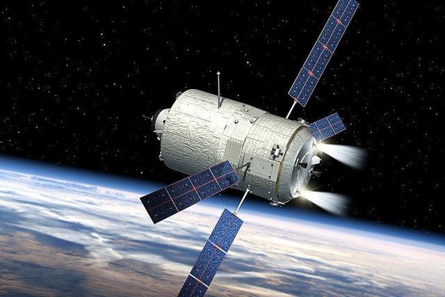 Europäischer Raumtransporter verglüht nach letztem Flug
