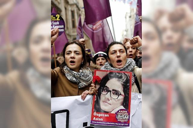 Die Wut der Frauen
