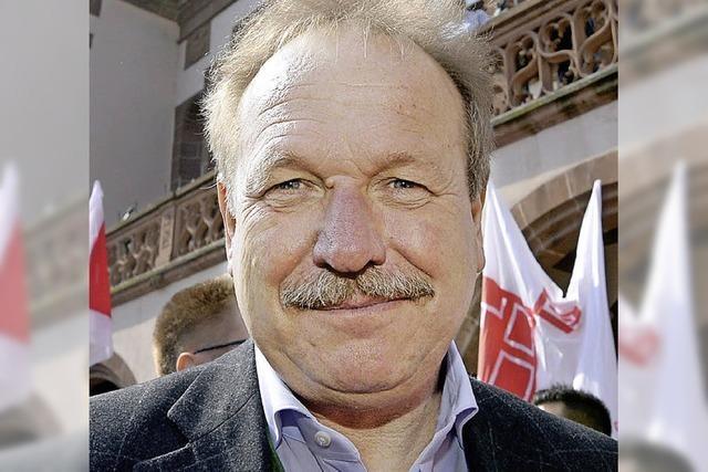 Verdi-Chef Bsirske: