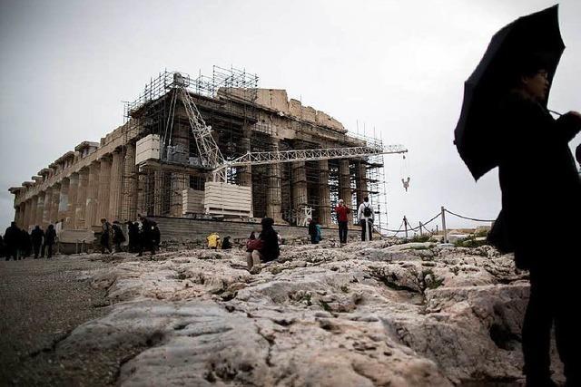 Großes Drama in Athen: Wie konnte es so weit kommen?