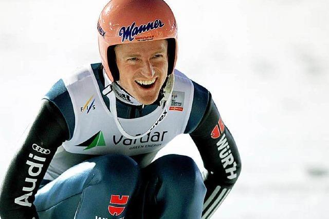 Skiflieger im Weitenrausch: Weltrekorde in Vikersund