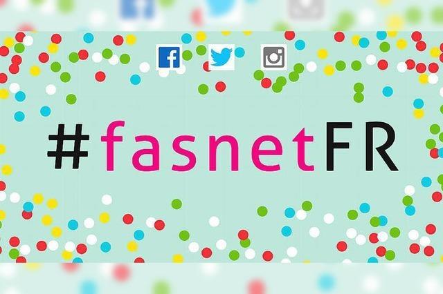 #fasnetFR – Posten Sie ihre Fotos auf Instagram, Twitter und Facebook!
