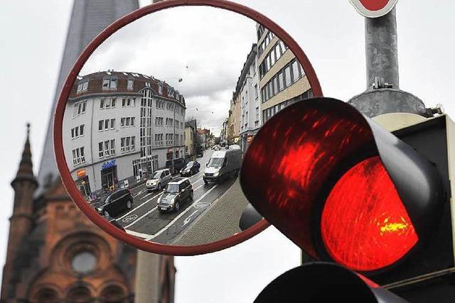 Vermeiden Trixi-Spiegel tatsächlich Unfälle mit Radlern?