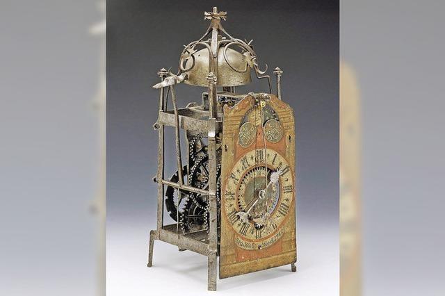 Augustinermuseum in Freiburg zeigt Uhren der Sammlung Ehrensberger