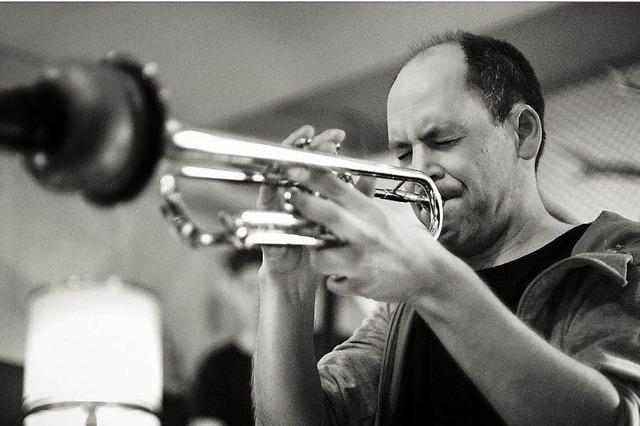 Jazznight mit Trompeter Matthias Bergmann im Freiburger Jos-Fritz-Café
