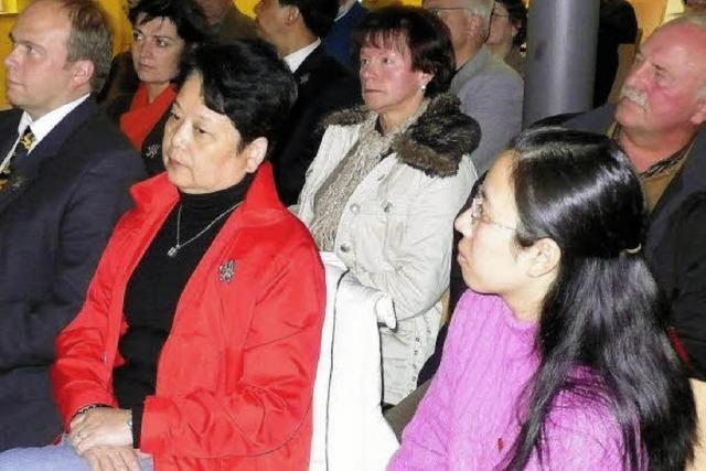 Interkultureller Austausch in Waldkirch