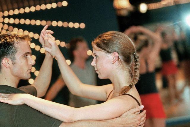 Tanzen ist einfach Lebensfreude pur