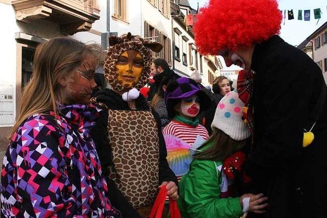 Fotos: Kinderumzug Schopfheim
