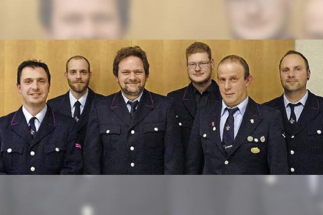 Mehr Feuerwehrleute sind Wunsch