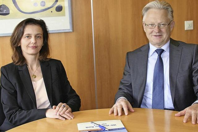 VR-Bank Schopfheim-Maulburg verzeichnet Zuwächse in allen Bereichen