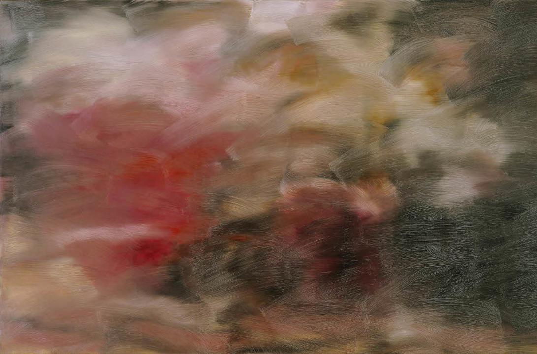 Gerhard Richter; Verkündigung nach Tizian; 1973   | Foto: Marco Blessano
