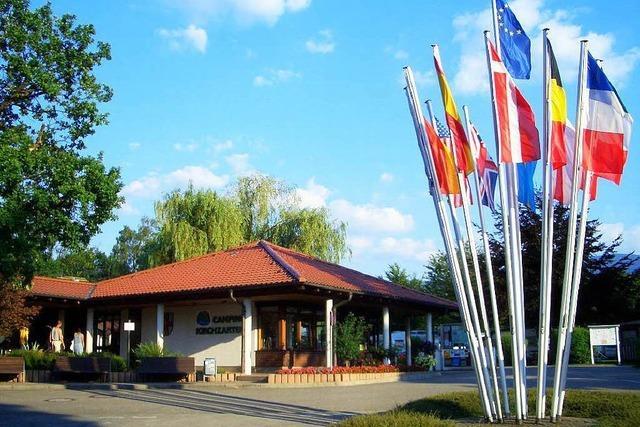 Neu am Campingplatz Kirchzarten: Restaurant Zarduna