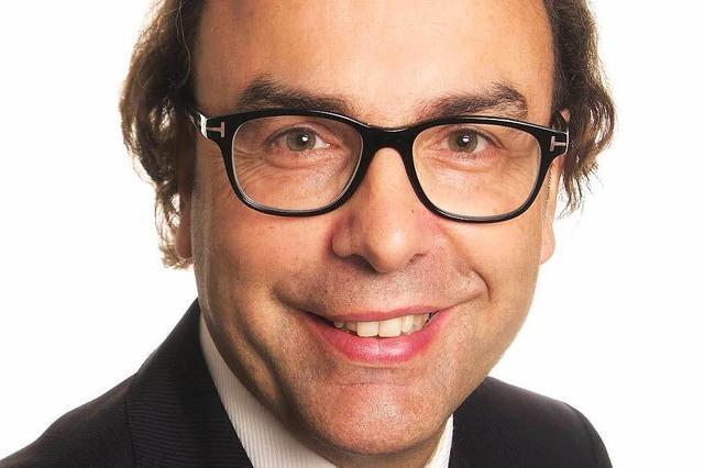 OB-Wahl in Waldkirch: Kandidat Nr. 3 ist Gerhard Bongarth