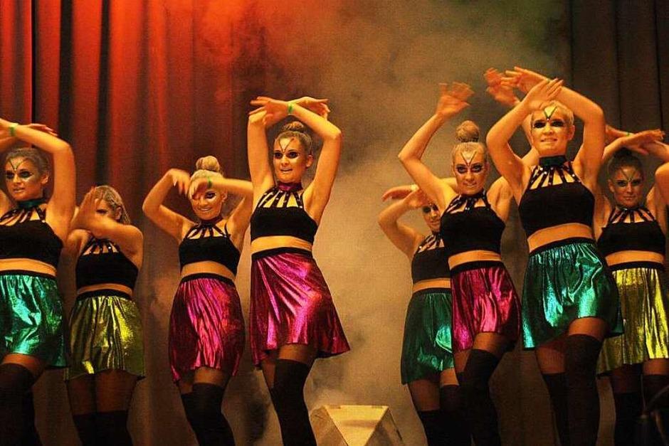 Die Sieger der Frauen: Dancing Company Altdorf (Foto: Christiane Franz)
