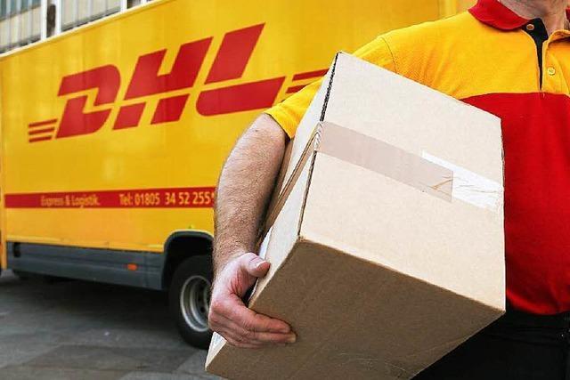 DHL will dem Tarif entfliehen – Tochtergesellschaft nun auch in Freiburg