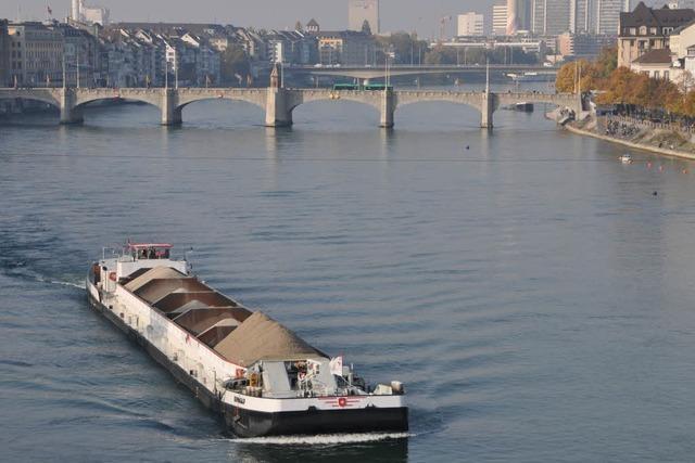 Anklage gegen Lotsen nach tödlichem Schiffsunfall bei Basel