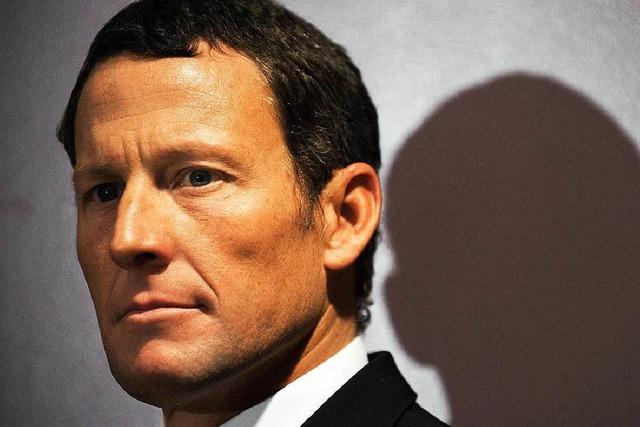Lance Armstrong gerät in Prozesslawine