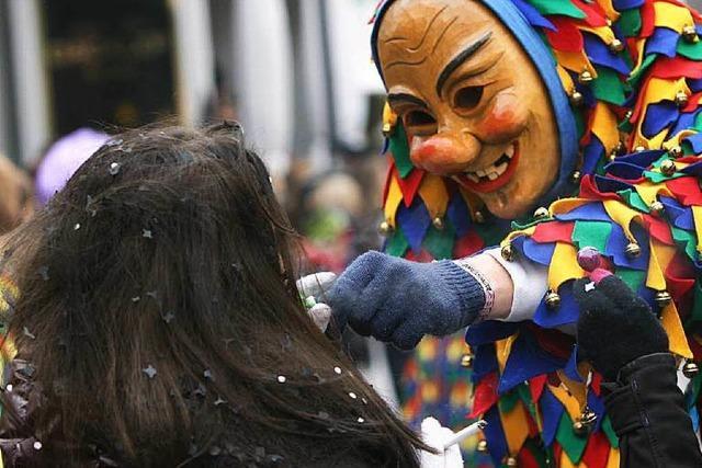 Amerikaner über Fasnet: Theater trifft Halloween