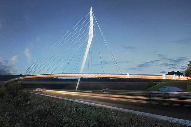 Gartenschaubrücke knackt fünf Millionen Euro