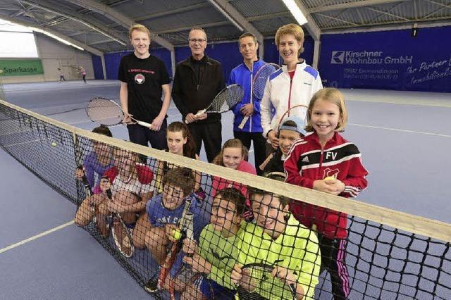 Zur 120 Jahre langen Geschichte des Freiburger Tennis-Clubs gehören Promis und wichtige Turniere