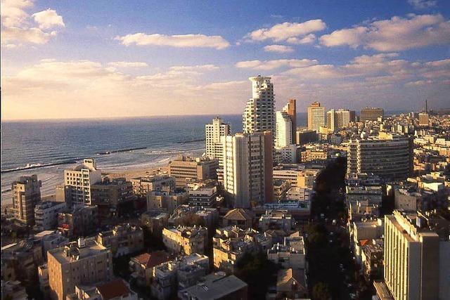 Städtepartnerschaft mit Tel Aviv doch noch in weiter Ferne?
