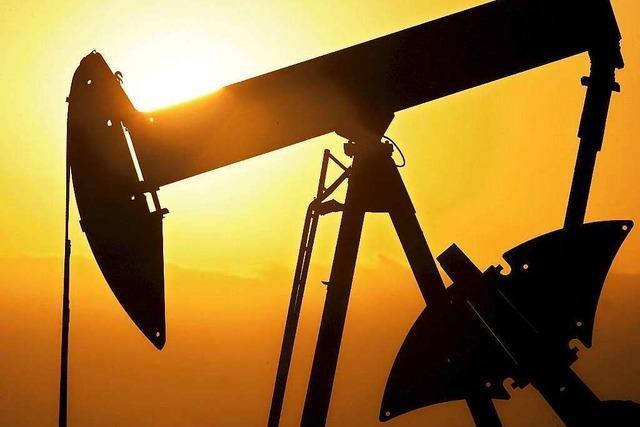 Öl kostet wieder deutlich mehr