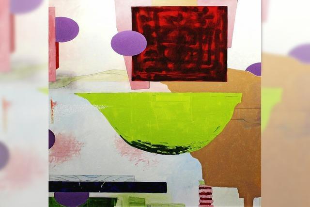 Gemälde von Dirk Sommer in March-Hugstetten