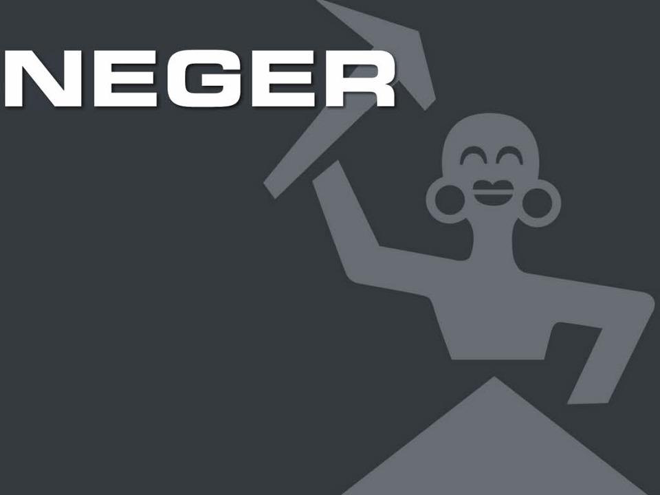 Logo der Firma Neger in Mainz (Screenshot).  | Foto: Firma Neger