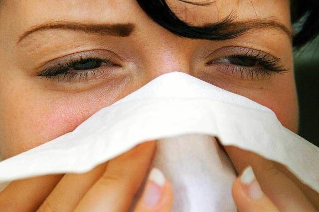 Die Grippewelle hat den Kaiserstuhl erreicht