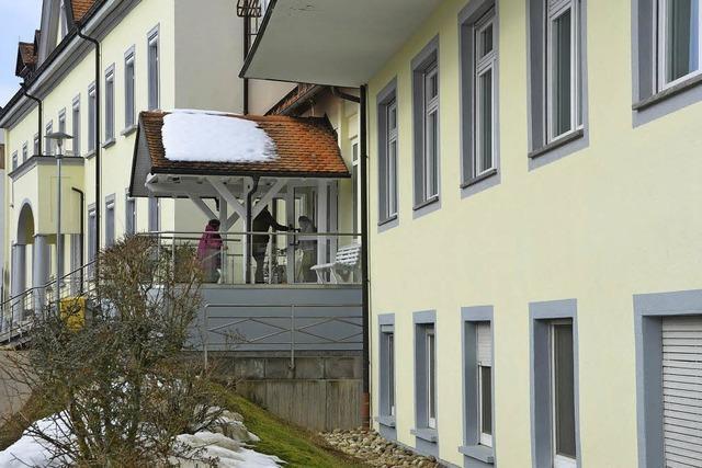 Altenheim mit ausgeglichener Bilanz