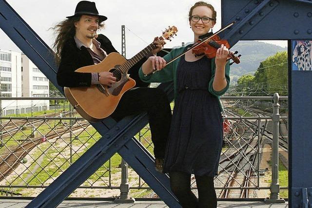 Das Duo Sophia & Beni gastiert in Murg
