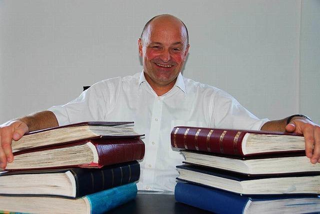 Bürgermeister Harald Kraus tritt nach 32 Jahren nicht mehr an