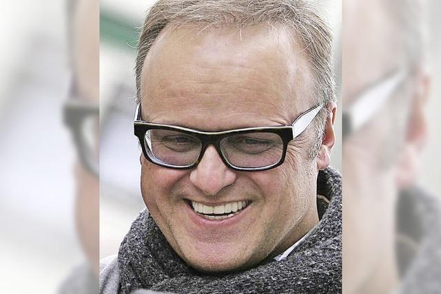 Karl-Rainer Kopf will bei der Landtagswahl wieder SPD-Kandidat werden