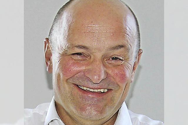 Harald Kraus tritt nicht mehr an