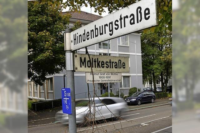 Offenburg eröffnet die Hindenburg-Debatte
