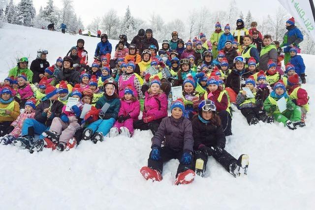 Fahrnauer Ski-Kurse waren erneut der Renner