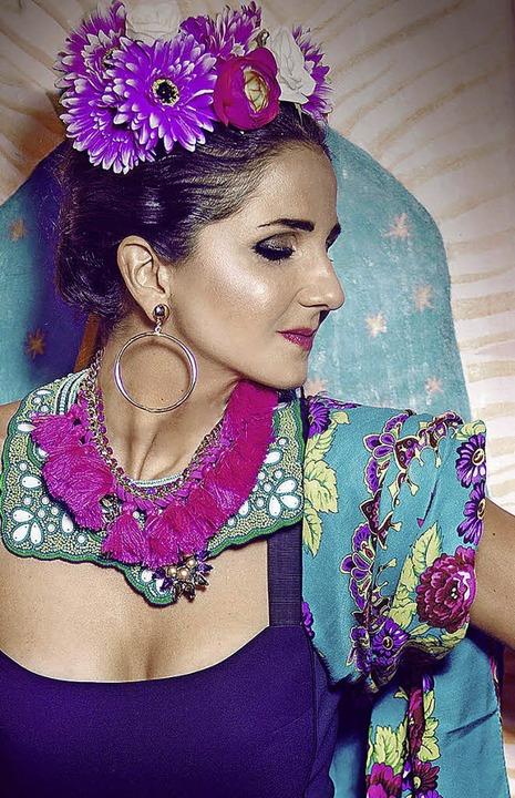 Tania Saleh  | Foto: Andreas Fauser