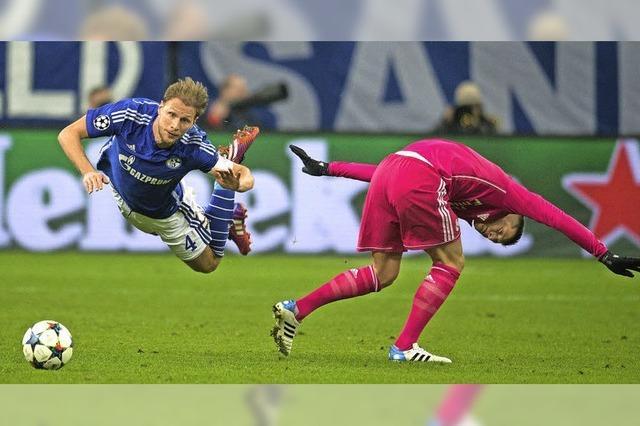 Schalke braucht ein Wunder