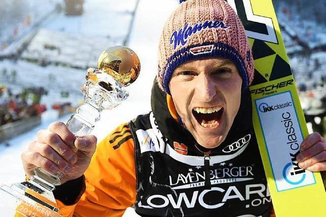 Medaillenträume: Nordische Ski-WM in Falun beginnt