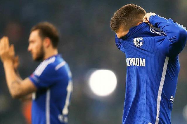 Champions League: Schalke verliert 0:2 gegen Madrid