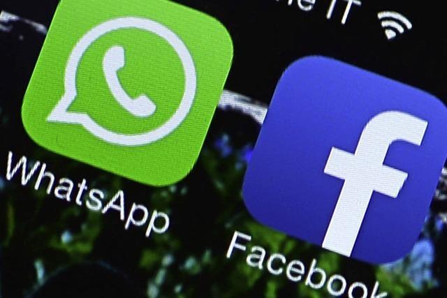 Facebook beherrscht den weltweiten Messenger-Markt