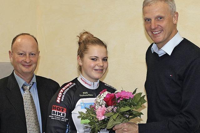 Nachwuchs erfreut die Radsportgemeinschaft