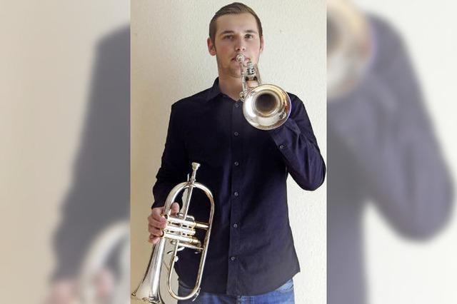 Erfolg mit Trompete, Flügelhorn – und viel Üben